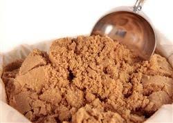 شکر قهوه ای ارگانیک روبینا