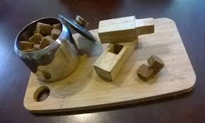تولید قند قهوه ای حبه