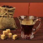 قند قهوه ای شفا گستر