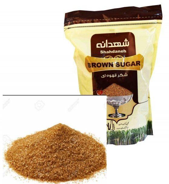 بهترین شکر قهوه ای بازار